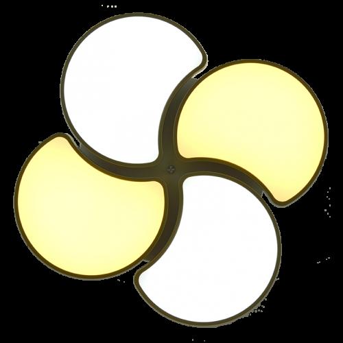 Светодиодная люстра Pozitano