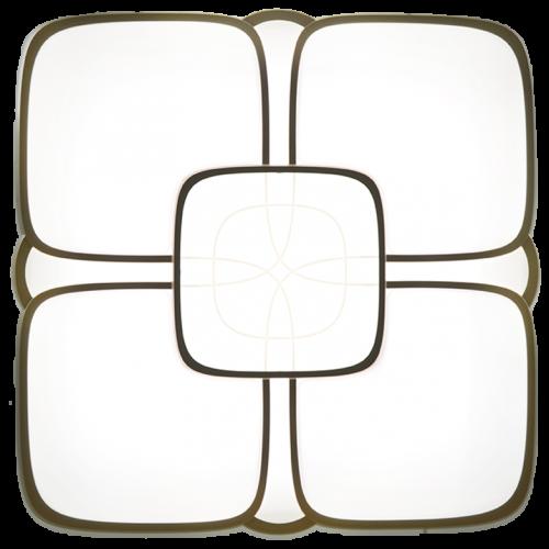 Светодиодная люстра Bergamo Grande